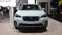 2018 Subaru Crosstrek - New York 2017