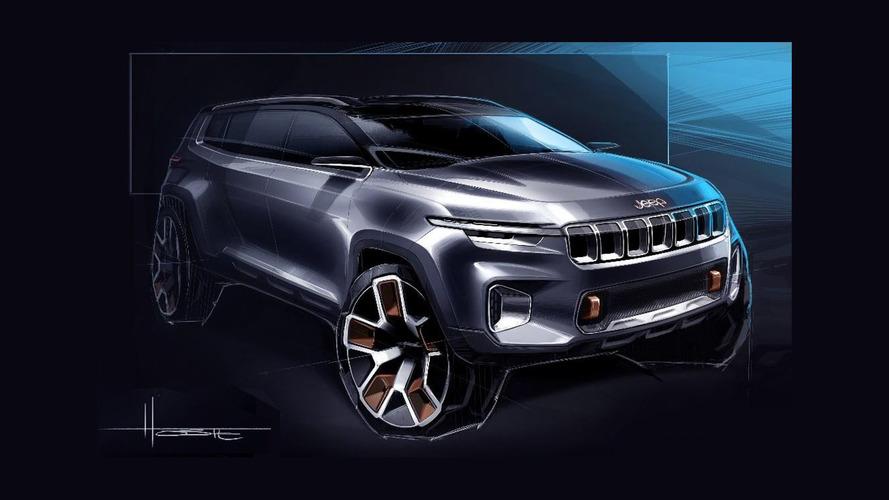 Jeep apresentará conceito no Salão de Xangai