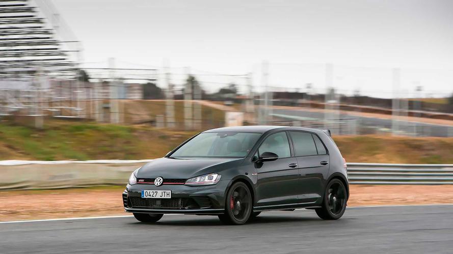 Volkswagen Golf GTI Clubsport 2017, prueba en circuito