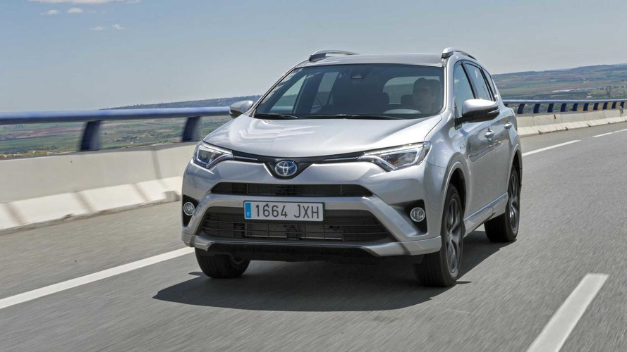 Toyota RAV4 hybrid Feel Edition