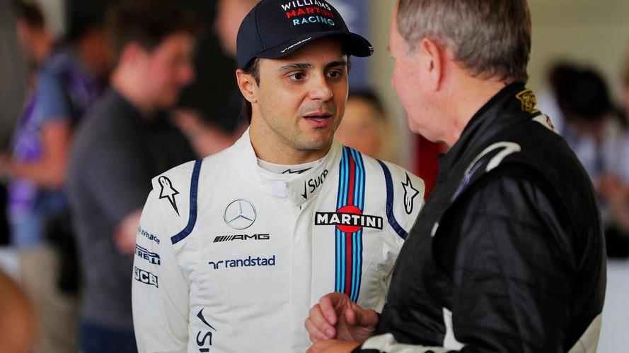 F1 - Felipe Massa crê que Sainz não deveria correr em Baku