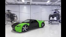 Starkes E-Auto von Dubuc Motors