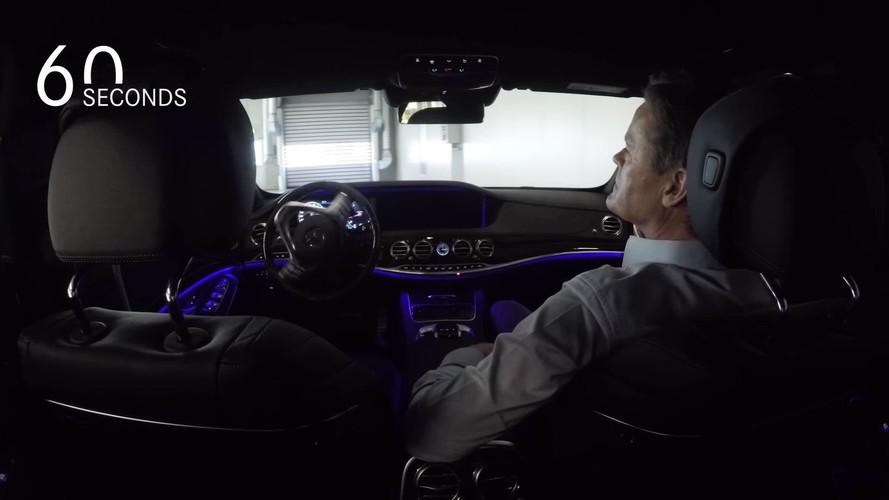 2018 Mercedes S-Serisi'nin üretimi başladı