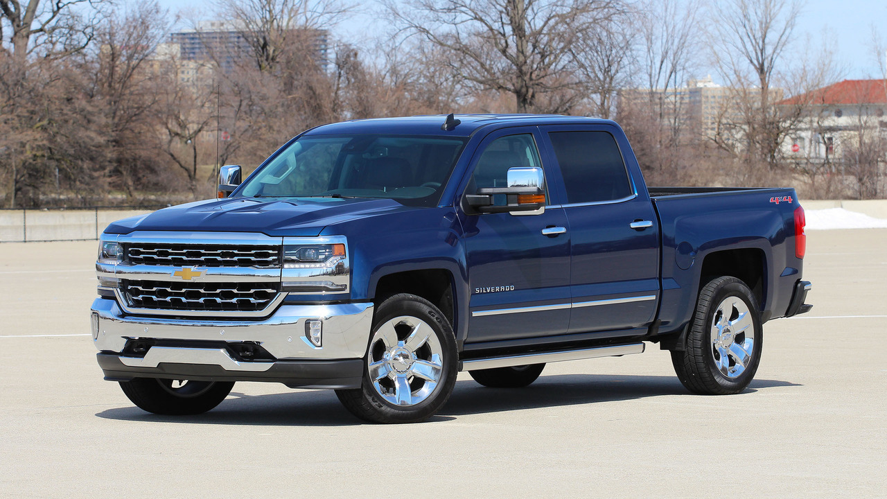 2017 Chevy Silverado 1500 Review: A Main Event At The ...