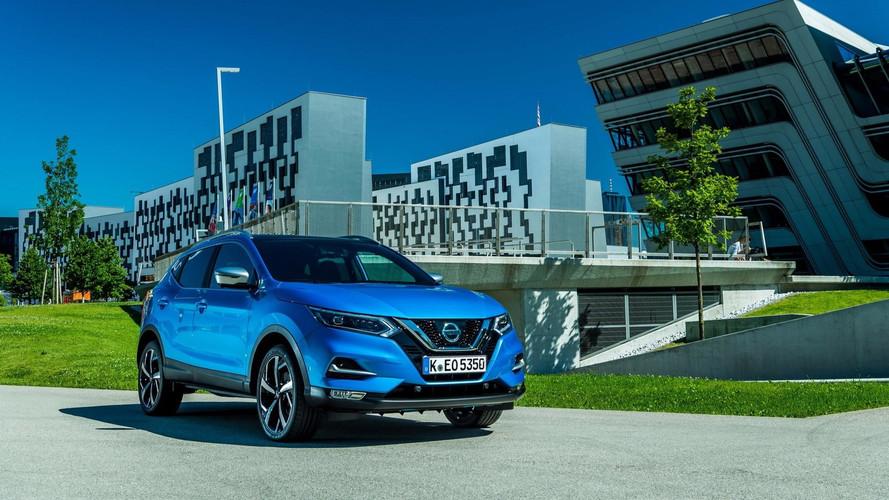 PHOTOS - Le Nissan Qashqai 2017 dans le moindre détail
