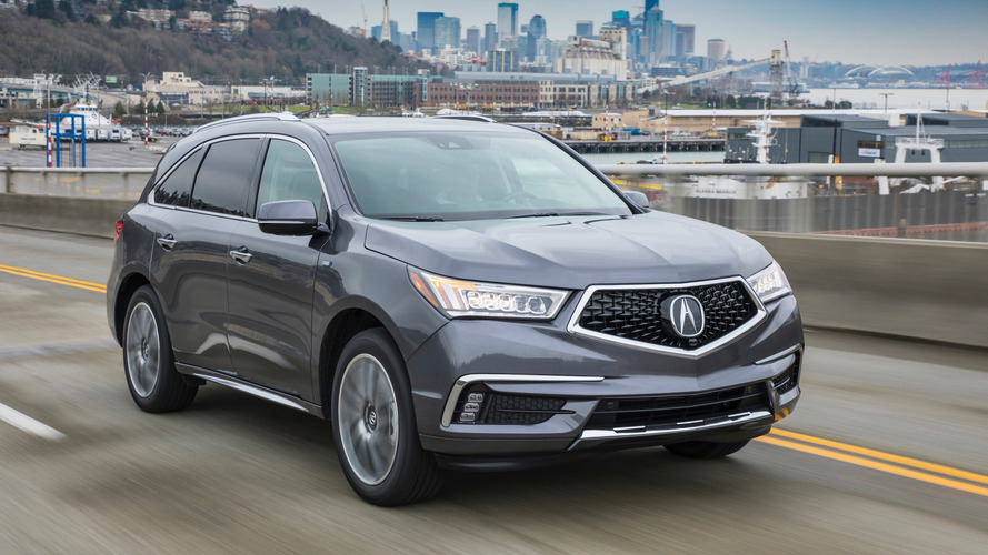 Cool 2017 Acura MDX Sport Hybrid First Drive Try To Figure