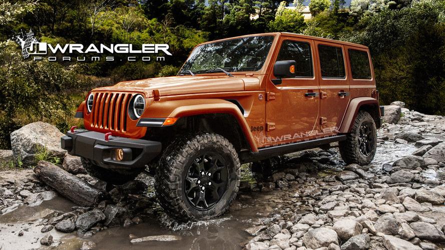 Novo Jeep Wrangler 2018 terá motor 2.0 Turbo com 373 cv