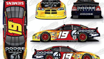 Dodge Fantasticar for NASCAR