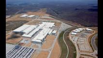 Inaugurazione impianto Volkswagen di Chattanooga