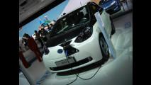 Toyota iQ EV a Parigi
