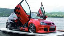 Volkswagen GTI Performance Concept