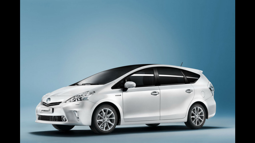 Honda e Toyota: posticipate Fit Shuttle e Prius+