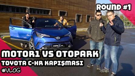 Motor1 vs Otopark: Toyota C-HR Olimpiyatları