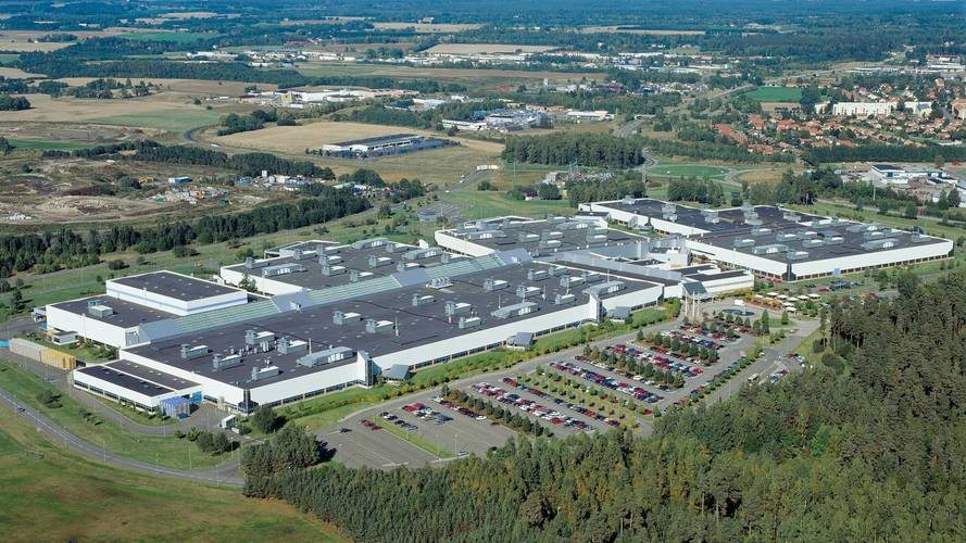 Volvo Engine Factory Becomes Carbon Neutral
