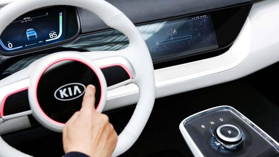 KIA Niro EV Concept 2018