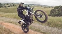 Gama 2018 motos eléctricas Zero Motorcycles