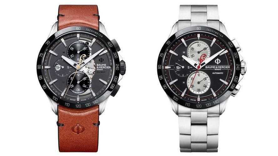 Indian Motorcycle y Baume & Mercier lanzan dos nuevos relojes