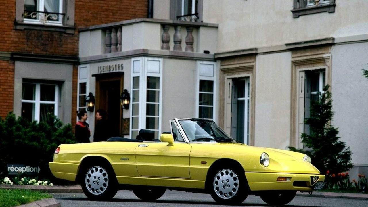 Alfa Romeo Spider 1990-1994