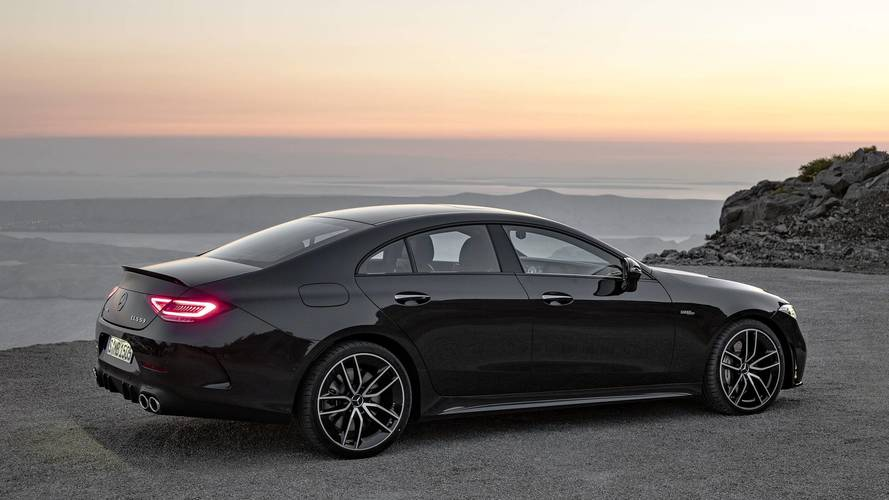 Mercedes-AMG CLS 53 2019