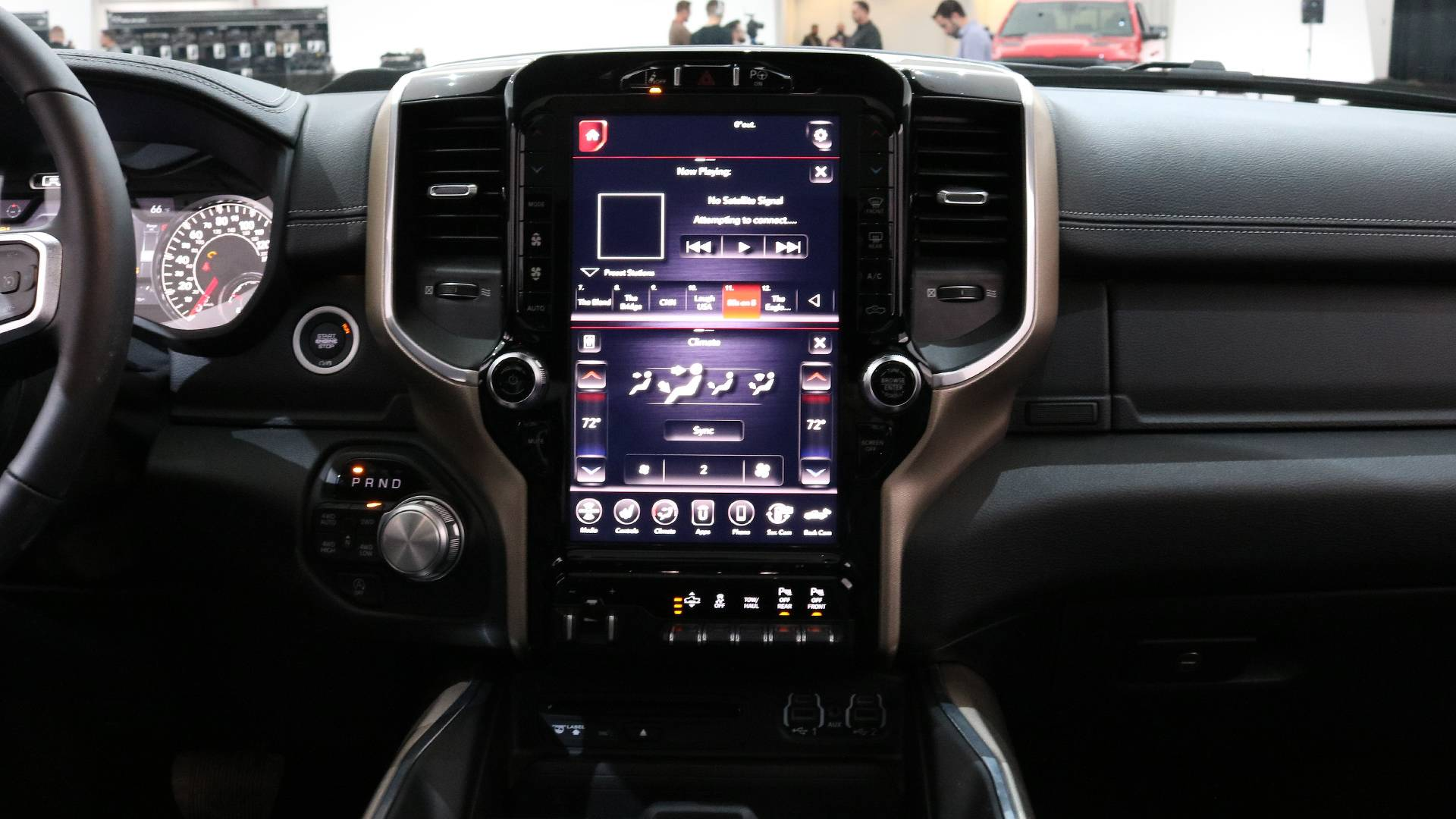 VWVortex.com - 2019 Ram - 12-inch touchscreen vs. the ...