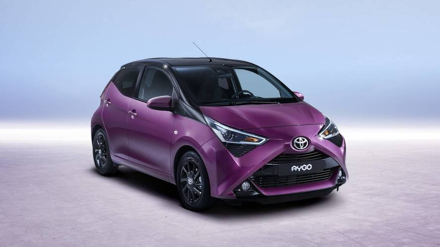 2018 Toyota Aygo Facelift Brings Changes On All Fronts
