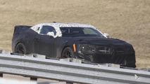 Chevy Camaro Z/28 spy photos