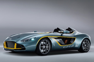 Aston Martin CC100 Celebrates A Century of British Racing