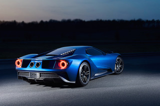 Ford Will Only Produce 200 GT Supercars Per Year; 100 For the U.S.