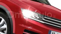 2016 Volkswagen Tiguan render