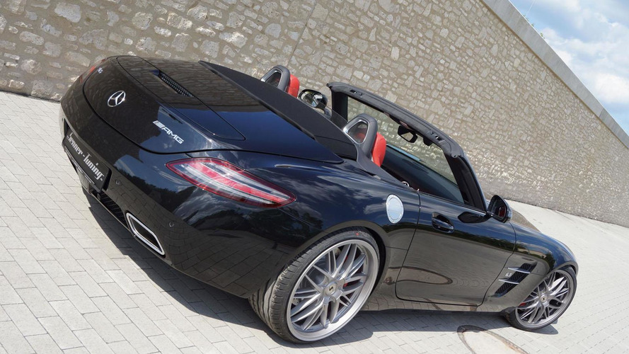 Mercedes SLS AMG Roadster by Senner Tuning