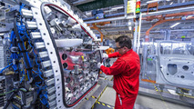 Audi A3 production 12.6.2013