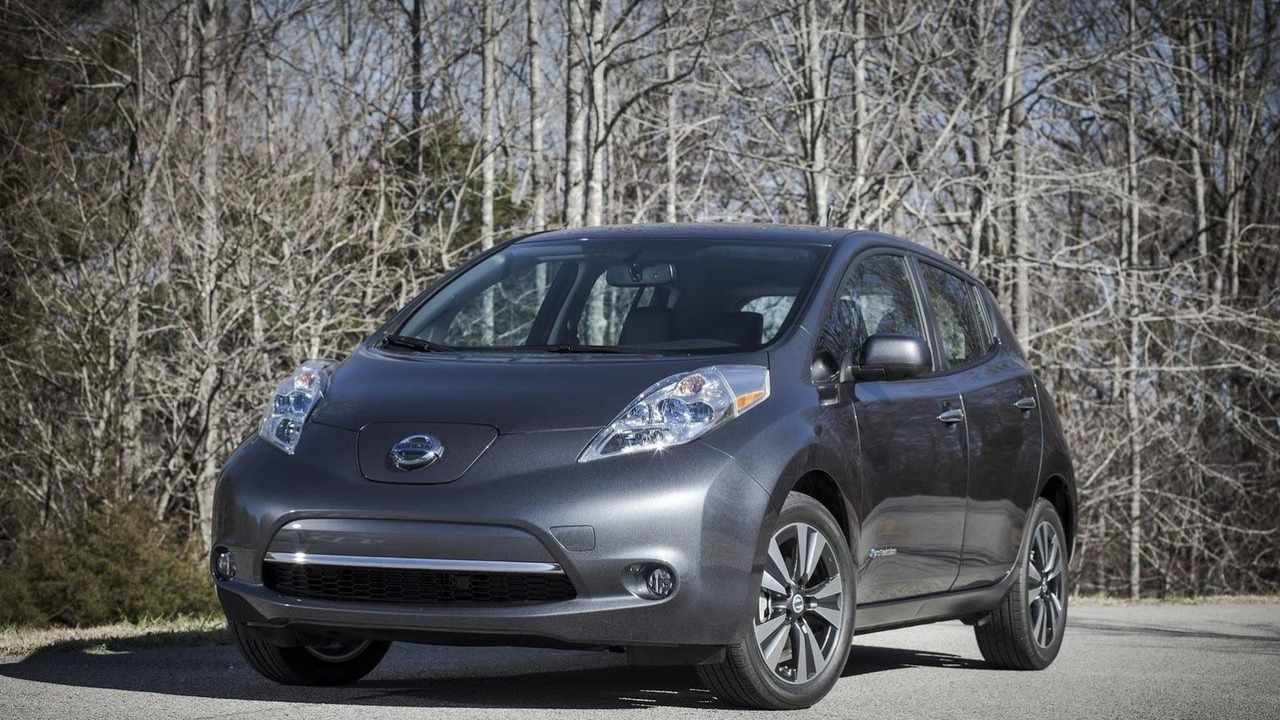 2013 Nissan Leaf (U.S. made)