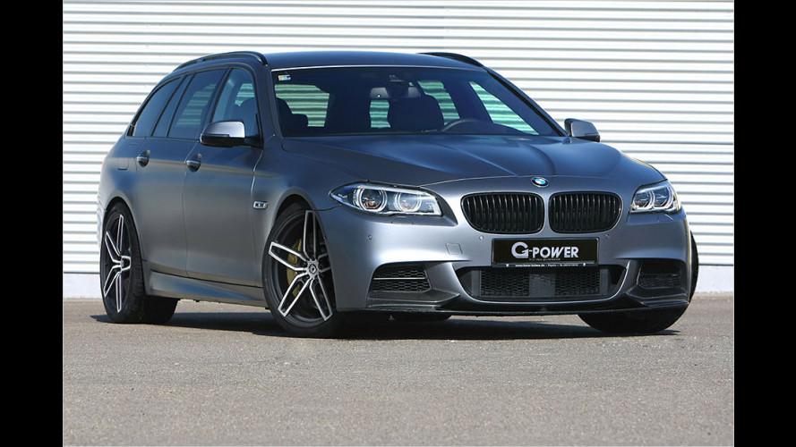 Der schnellste BMW-Kombi mit Diesel?