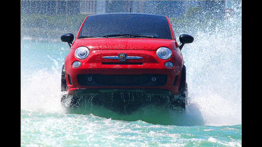Surfin` Fiat in den USA
