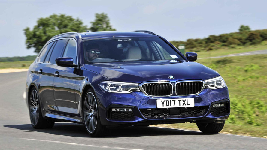 2017 BMW 5 Series Touring