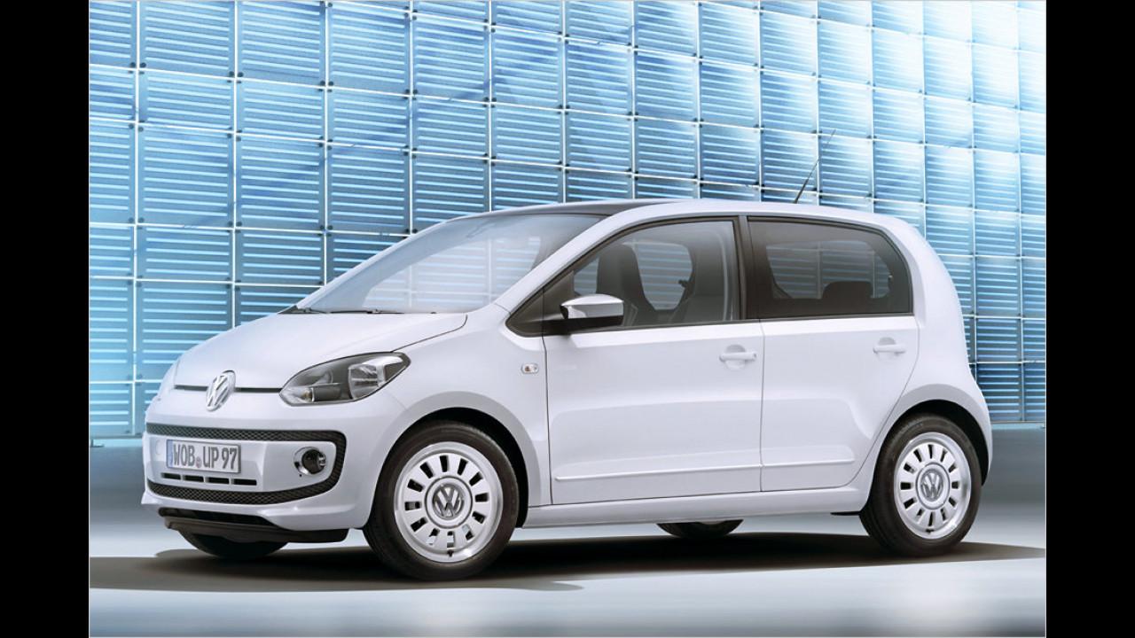 VW Up als Fünftürer