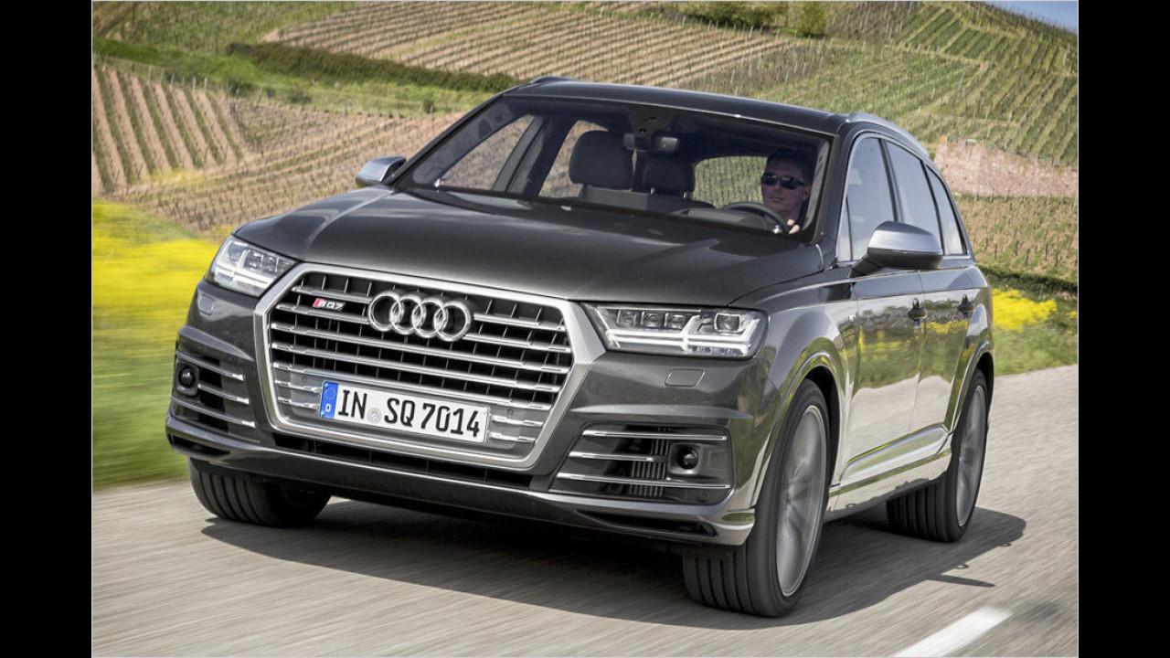 Große SUVs: Audi Q7