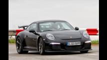 Erwischt: Porsche 911 GT3 RS