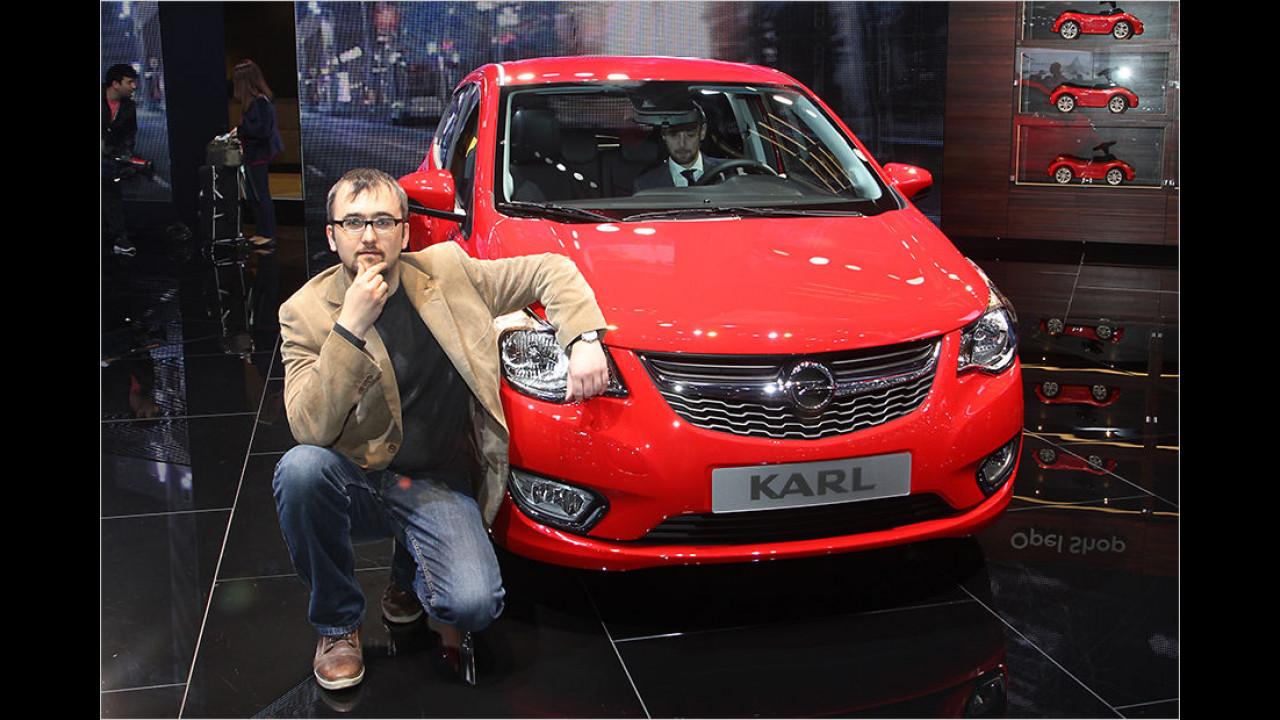 Top/Flop: Opel Karl