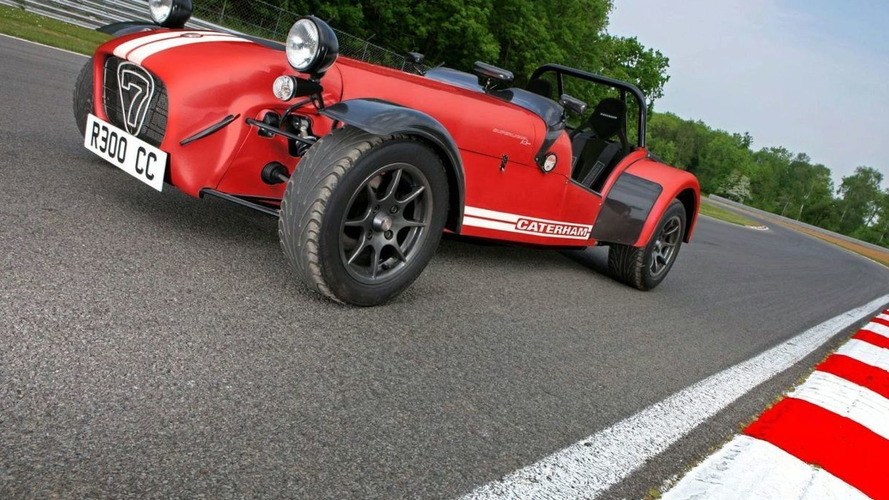 Caterham Reveals Next Gen Superlight R300 for 2009