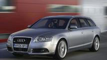 Audi A6 Avant UK specification