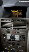 Opel infotainment systems CDC 80 MMedia