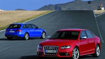 Audi S4 Sedan and Avant