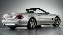 Mercedes-Benz SL-Class with sports package