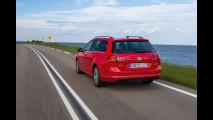 Nuova Volkswagen Golf Variant - Le Foto