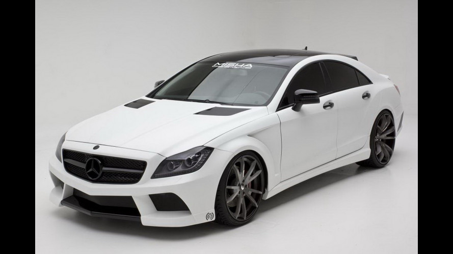 Merceds CLS by Misha Design