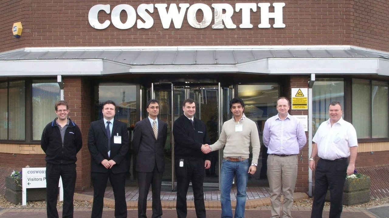 Kahn Design and Cosworth Join Forces