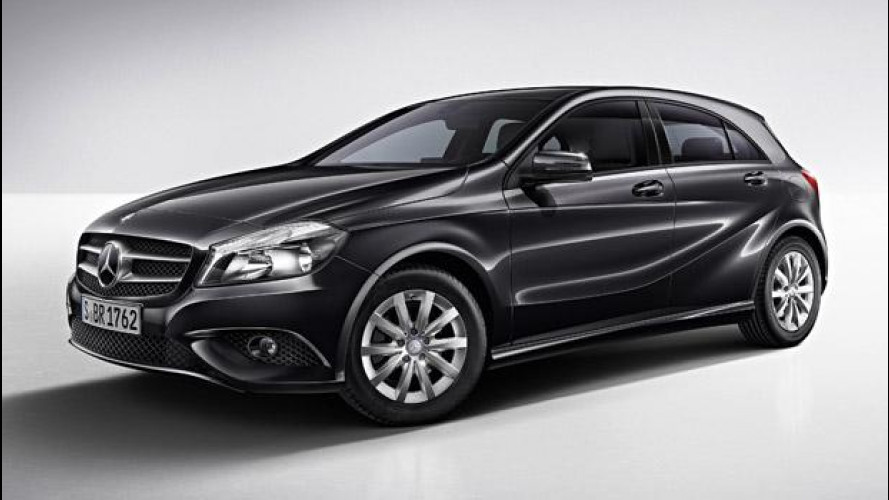 Mercedes Classe A BlueEFFICIENCY Edition