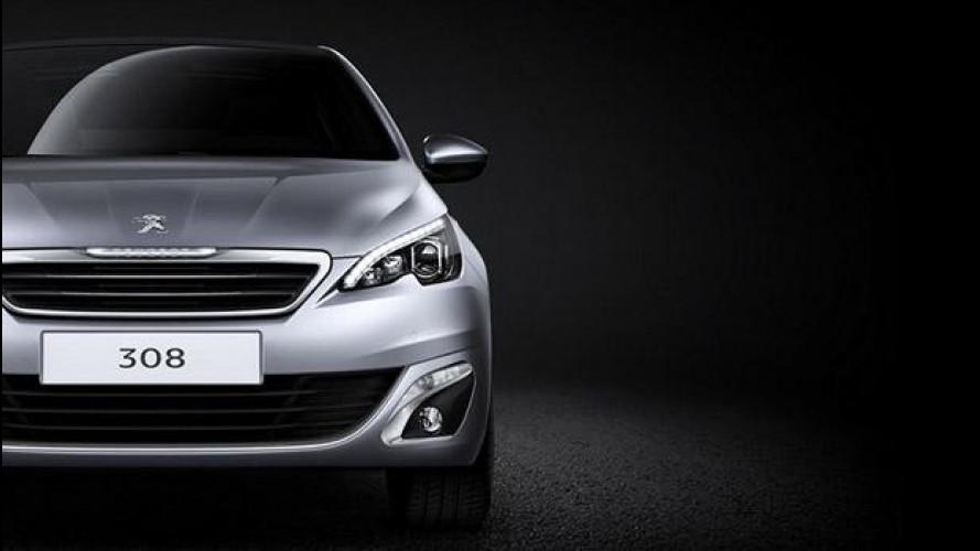 Nuova Peugeot 308: prima analisi di un design moderno e razionale