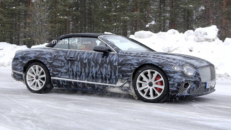 Bentley, Cenevre'de yeni etkileyici bir otomobil tanıtabilir